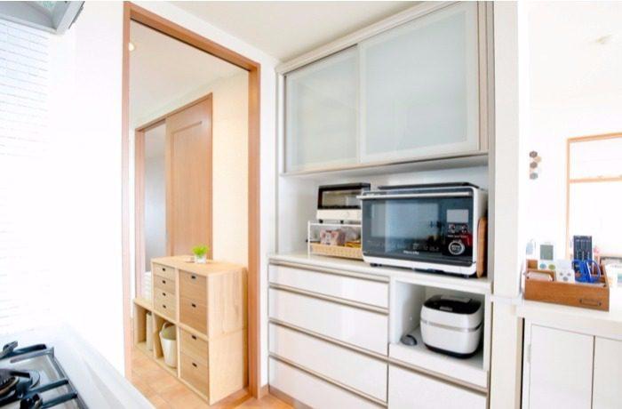 おうちデトックスが提案したキッチンボード