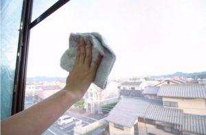 窓掃除の画像