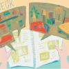 おうちノートに家中のサイズや好きなインテリアを書こう