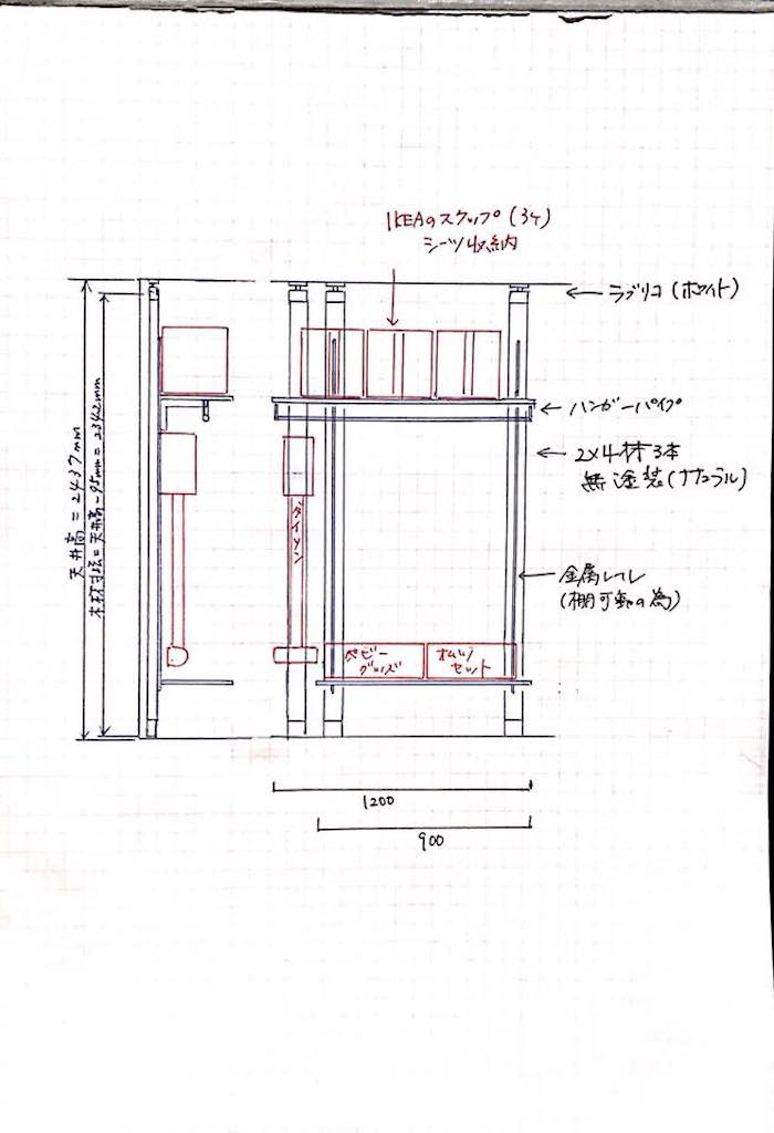 ラブリコ設計図