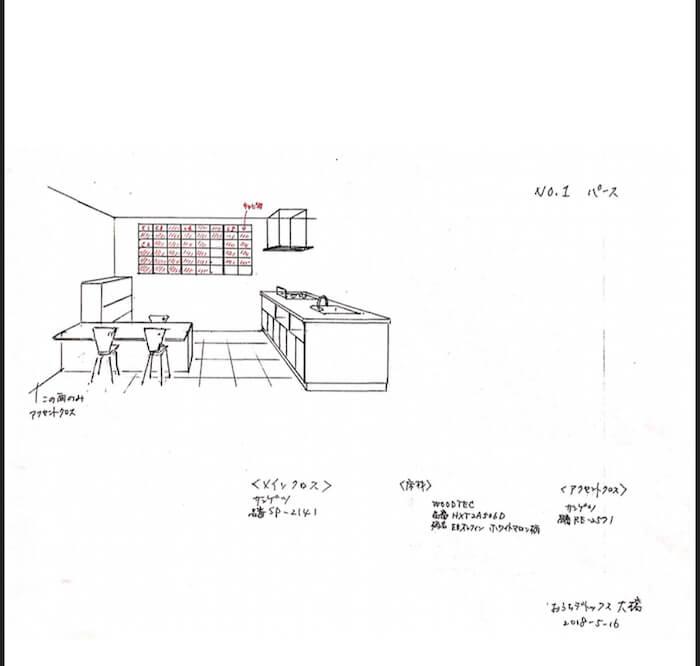 ジョイフル本田STEDIA店頭ディスプレイ設計図