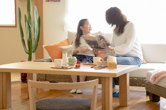 家族みんなが安心で快適な暮らしを始められることを目指して。