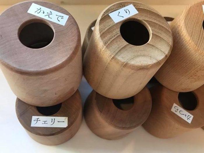 きりがやさま木材の種類