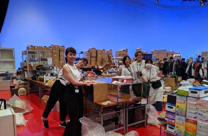 テレビ東京『家のモノ全部出して!? 3日でお家ダイエット』放送です!