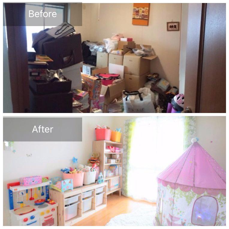 小学生の子供部屋